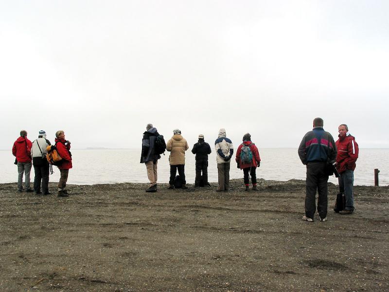 Arctic Ocean view