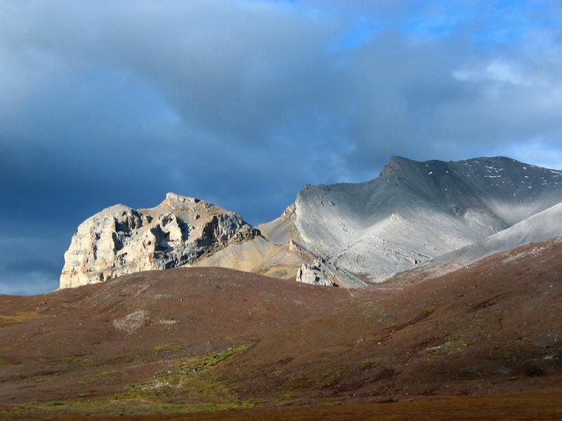 North of Atigun Pass