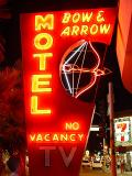 Antique Neon Sign