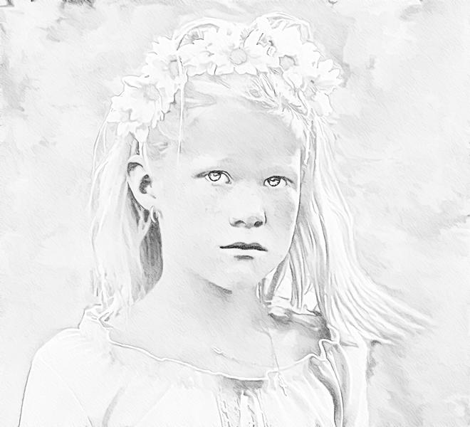 Sweet-Girl-Sketch