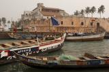 Sint George Castle in Elmina