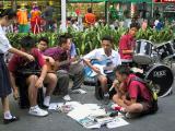 Informal band