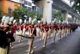 Men's marching band