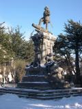 Plaza Muñoz Gamero, Punta Arenas