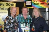 James Burton, Ron Garson and Seymour Duncan