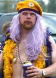 Is this a Scotish Viking Football fan?