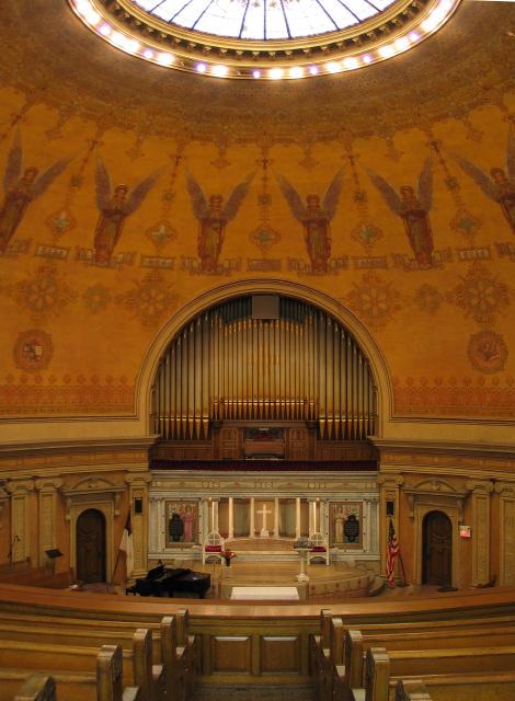 Delaware Avenue Baptist Church, 965 Delaware Ave. Buffalo, NY
