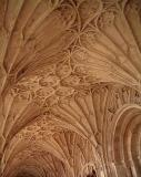 Fan vaulting, Gloucester Cathedral