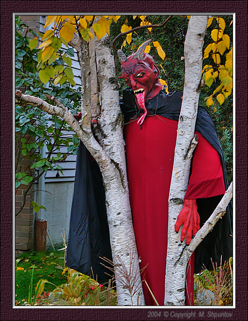 One Spooky House #11