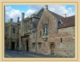 By Vicars' Close, Wells