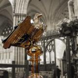 Lectern, Exeter Cathedral