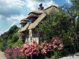 Thatched cottage, Isle of Wight
