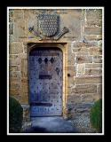 Old Courthouse door, Martock