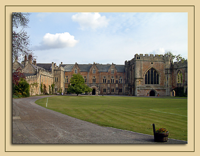The Bishops Palace, Wells
