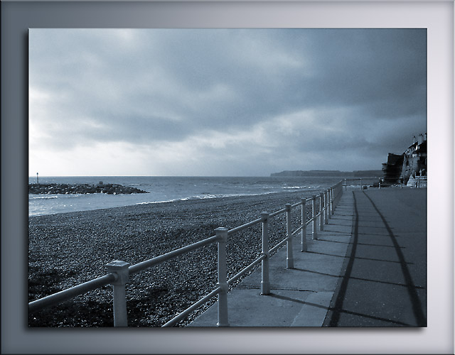The storms a comin!, Sidmouth