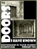 Doors I Have Known