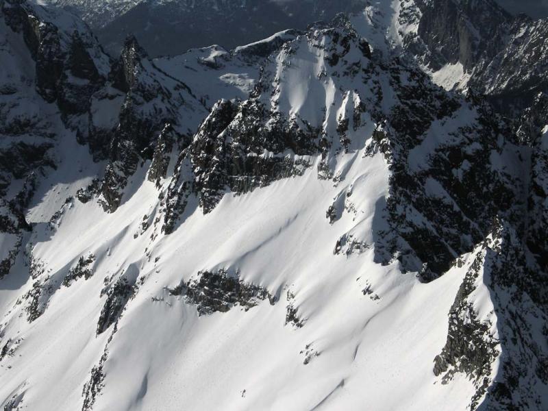 Foggy, Upper NE Face (Foggy030505-02adj.jpg)