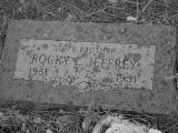 Rocky L Jeffrey  1951 to 1951