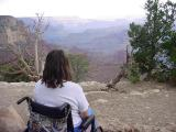 Grand Canyon Arizona Tammy White looking