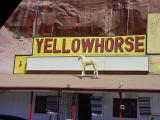 Yellow Horse  trading post