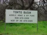 Tonto Basin Mobile Park