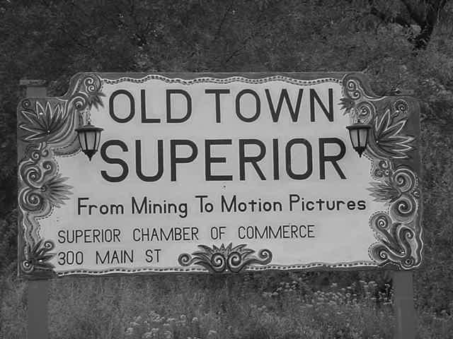 Old Town Superior Az