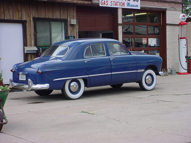 1950 Ford 4 door in<br>Williams Arizona USA