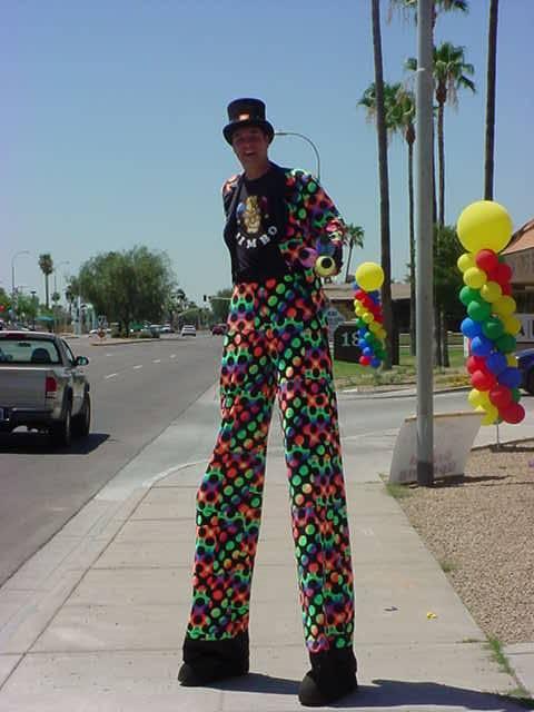 tall man in Scottsdale