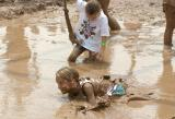 Into the Mud Pit