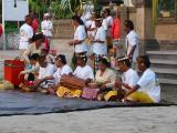 blind musicians at Kuta Beach