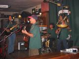 Band at the Irish Pub