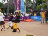 Break Dance Competition on Kuta Beach, Bali, Indonesia