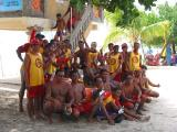 Life Guards at Kuta Beach  (who is watching the beach now)