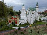 Miniland - famous locales at 1/20 scale