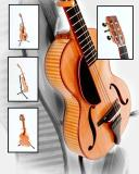 Guitare de M. Turgeon