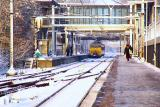 Trainstation centre west.