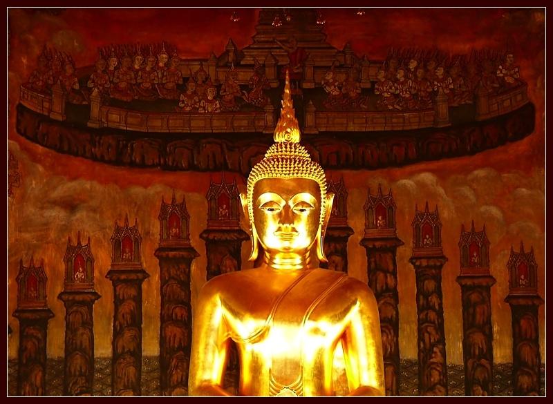 Buddha worship
