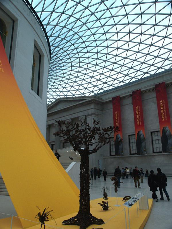 march 4: the british museum