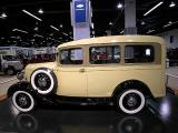 1936 Chevrolet Suburban Carry All