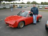 Tom Fielitz with his 914-6 at Waterford...