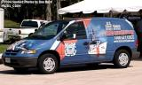 2004 - Coast Guard recruiting van - Coast Guard stock photo #9201