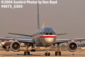 American Airlines B757-223 N643AA aviation stock photo #9075
