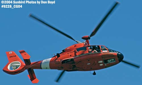 2004 - USCG HH-65B #6516 - Coast Guard stock photo #9228