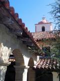 Courtyard and Belltower
