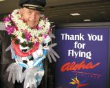 Aloha Captain Paul!  Happy Retirement!