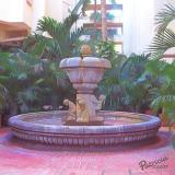 Buganvilias Fountain