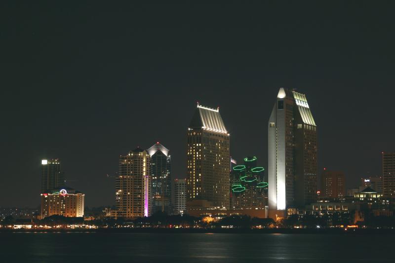 San Diego By Night #2