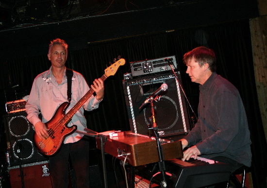 Gregory Boaz & Joe Terry