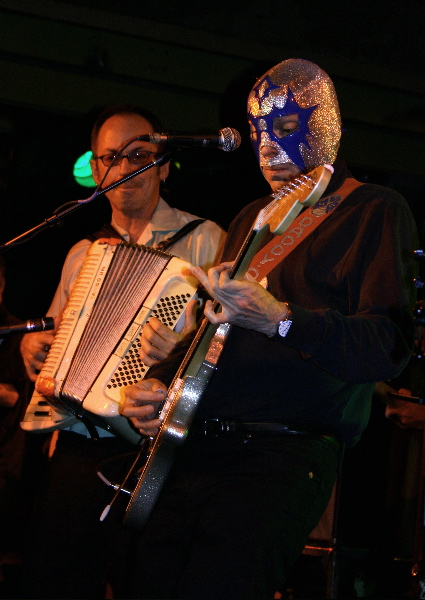 Chris Gaffney & Los Straitjackets