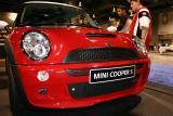 Little Red Mini Cooper